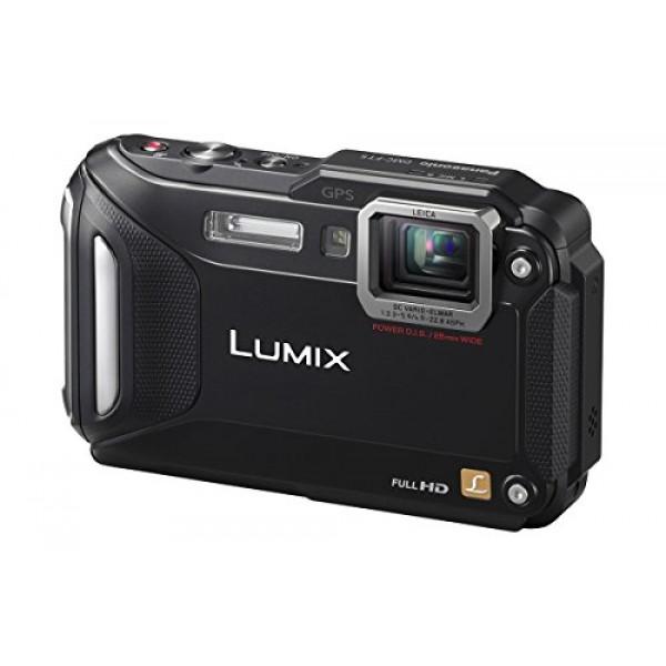 Panasonic DMC-FT5EP9-K (6,8 cm (2,7 Zoll) Lumix TS25/FT25 Professionelle Camcorder (16,6 Megapixel, 4x optischer Zoom)-31