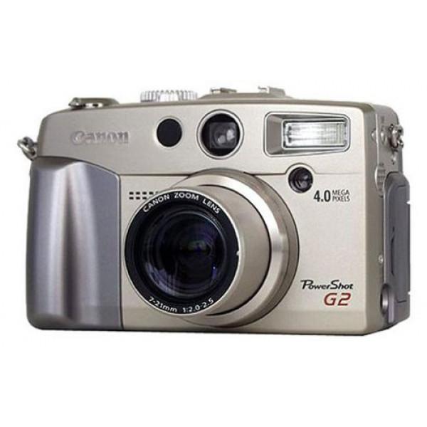 Canon PowerShot G2 Digitalkamera (4,0 Megapixel)-36