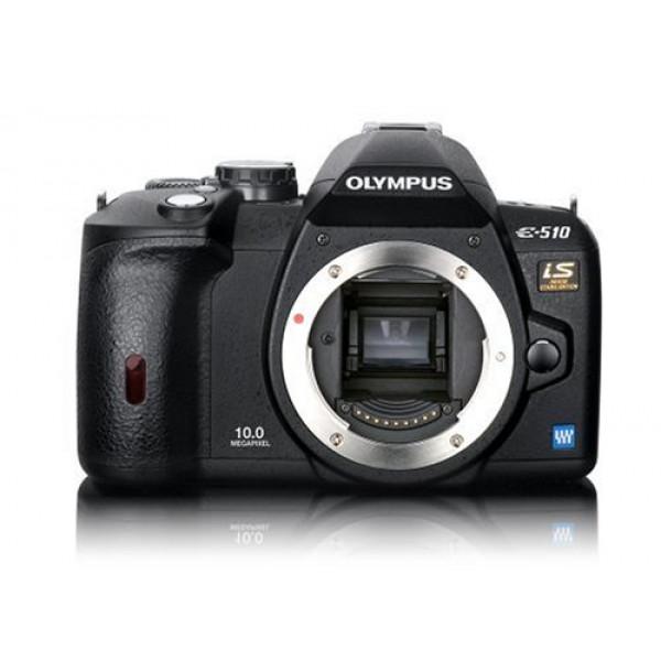 Olympus E-510 SLR-Digitalkamera (10 Megapixel, LifeView, Bildstabilisator) nur Gehäuse-33