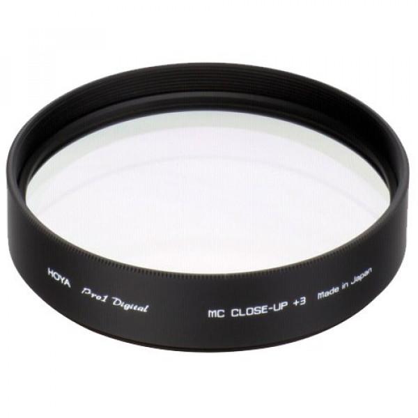 Hoya AC Nahlinse +3 Pro1 Digital 52mm-32