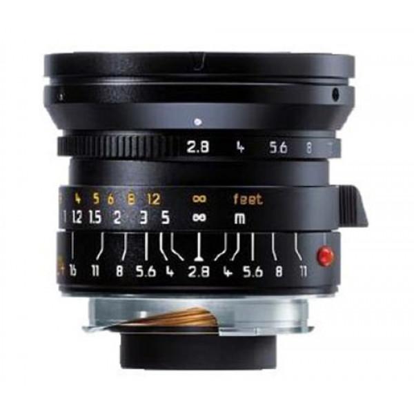 Leica 2,8 24MM Elmarit-M Objektiv schwarz-31