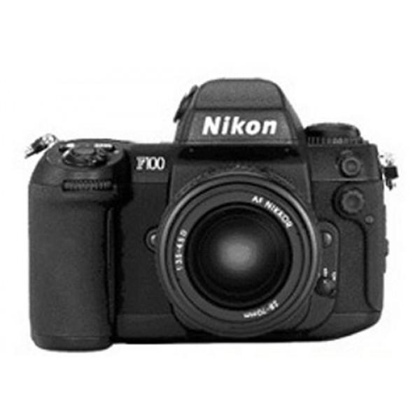 Nikon F100 Spiegelreflexkamera (nur Gehäuse)-31