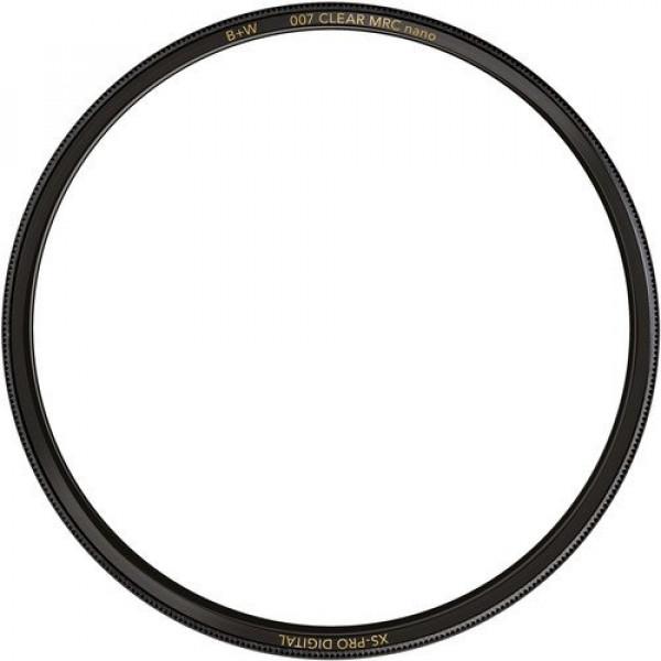 B+W 1066110 XS-Pro Digital 007 Clear-Filter MRC nano 72-31