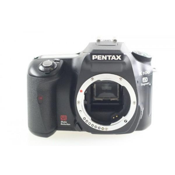 Pentax K100D Super K 100D K100 D Body Gehäuse DSLR-32