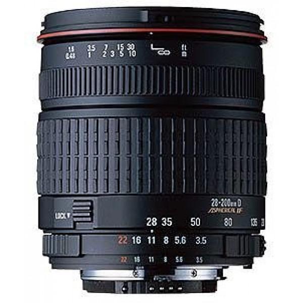 Sigma 28-200mm F3,5-5,6 DG Makro Kamera Zoomobjektiv für Minolta / Sony-31
