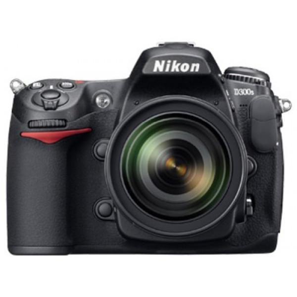 Nikon D300S SLR-Digitalkamera (12 Megapixel, Live View) Kit inkl. 16-85mm 1:3,5-5,6G VR Objektiv (bildstab.)-35