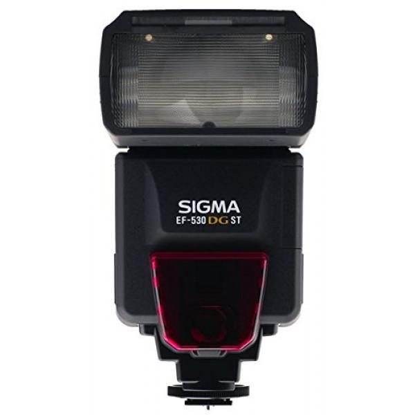 Sigma EF-530 DG ST Blitzgerät für Nikon-31