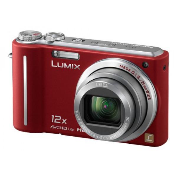 Panasonic DMC-TZ7EG-R Digitalkamera (10 Megapixel, 12-fach opt. Zoom, 7,6 cm Display, Bildstabilisator) rot-35
