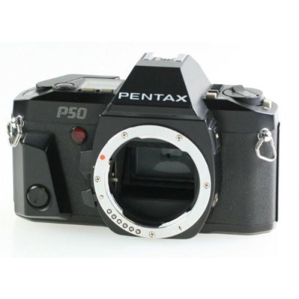 Pentax P50 P 50 P-50 Spiegelreflexkamera Gehäuse Body-32