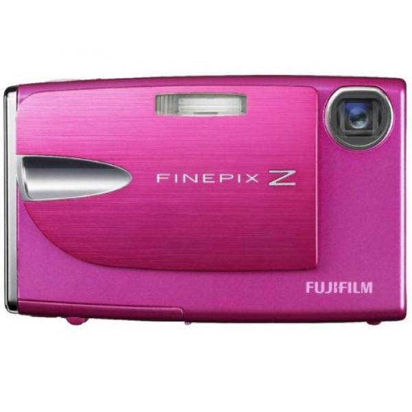FujiFilm FinePix Z20fd Digitalkamera (10 Megapixel, 3-fach opt. Zoom, 6,4 cm (2,5 Zoll) Display) pink-33