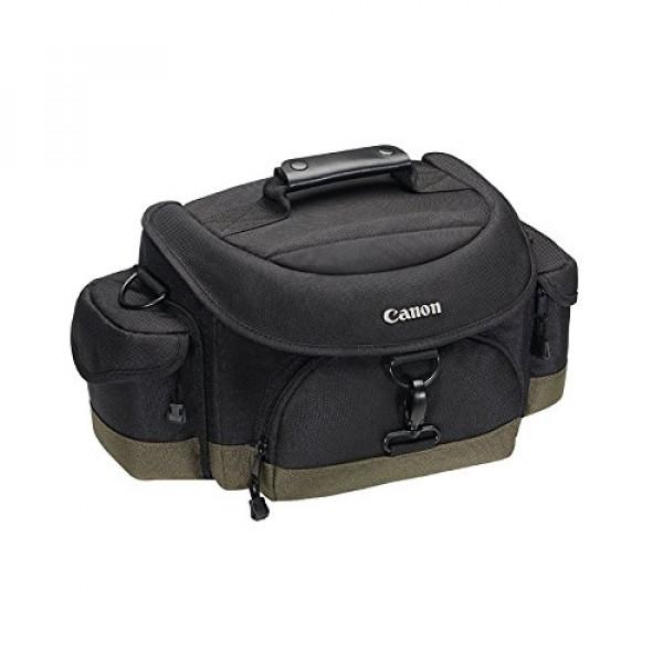Canon Deluxe Gadget 10EG SLR-Kameratasche für ein bis zwei Gehäuse, 5-8 Objektive und Zubehör-32