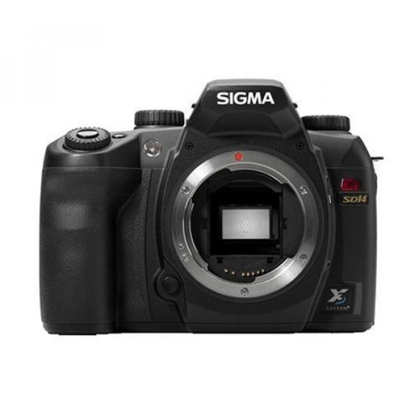 Sigma SD14 SLR-Digitalkamera (14 Megapixel) nur Gehäuse-34