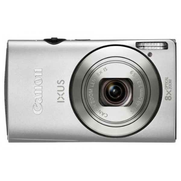 Canon IXUS 230 HS Digitalkamera (12 Megapixel, 8-fach opt, Zoom, 7,6 cm (3 Zoll) Display, bildstabilisiert) silber-35