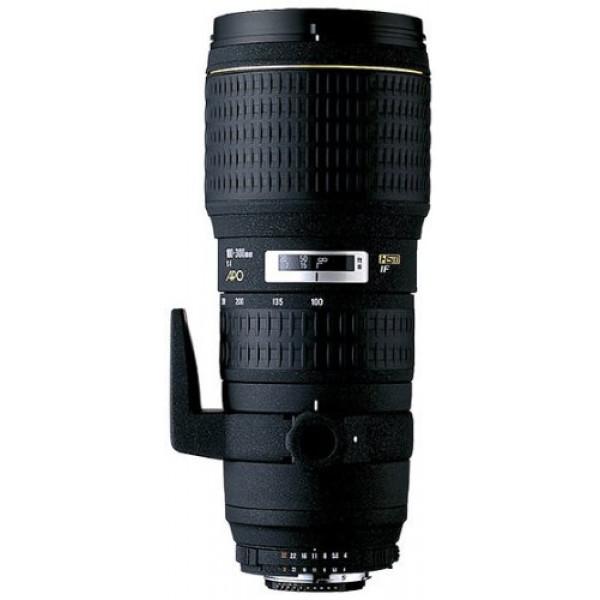 Sigma AF 100-300mm 4,0 APO EX DG Objektiv für Nikon-31