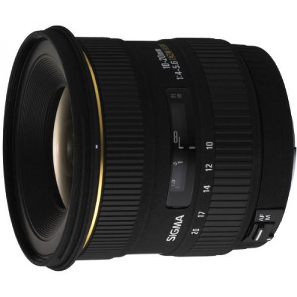 Sigma 10-20mm F4,0-5,6 EX DC Objektiv (77mm Filtergewinde) für Sony-31