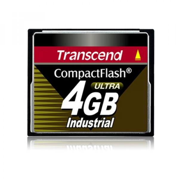 Transcend Industrial 100x 4GB Compact Flash Speicherkarte-31