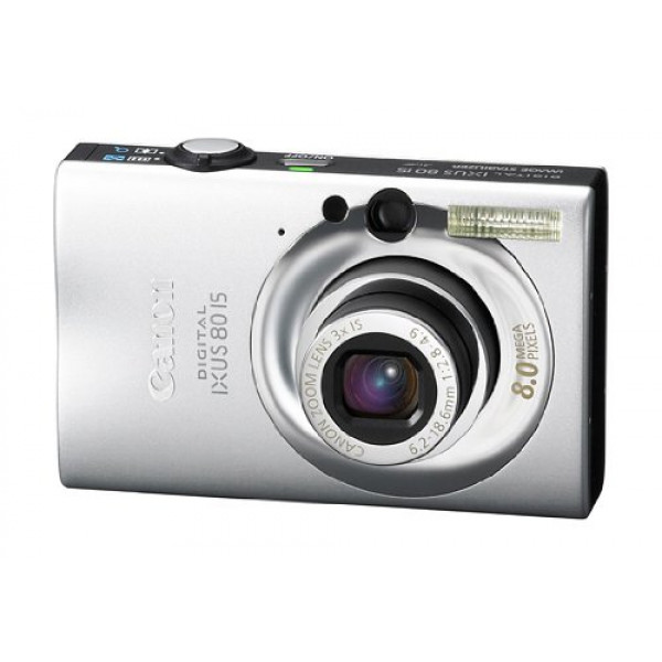 Canon Digital IXUS 80 IS Digitalkamera (8 Megapixel, 3-fach opt. Zoom, 6,4 cm (2,5 Zoll) Display, Bildstabilisator) silber-36