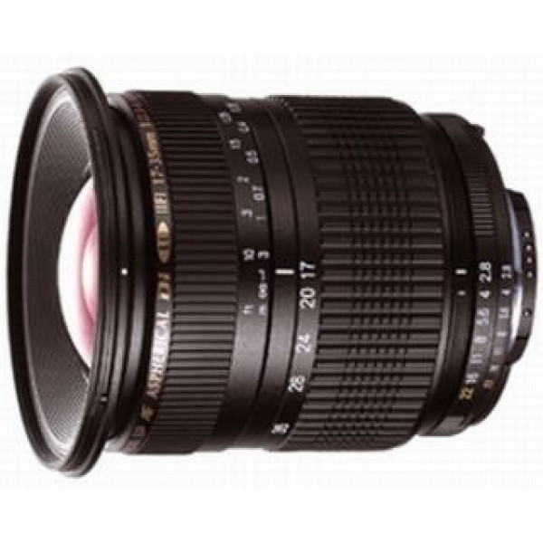 Tamron AF17-35mm 2,8-4 Di LD ASL SP digitales Objektiv für Nikon (nicht D40/D40x/D60)-31