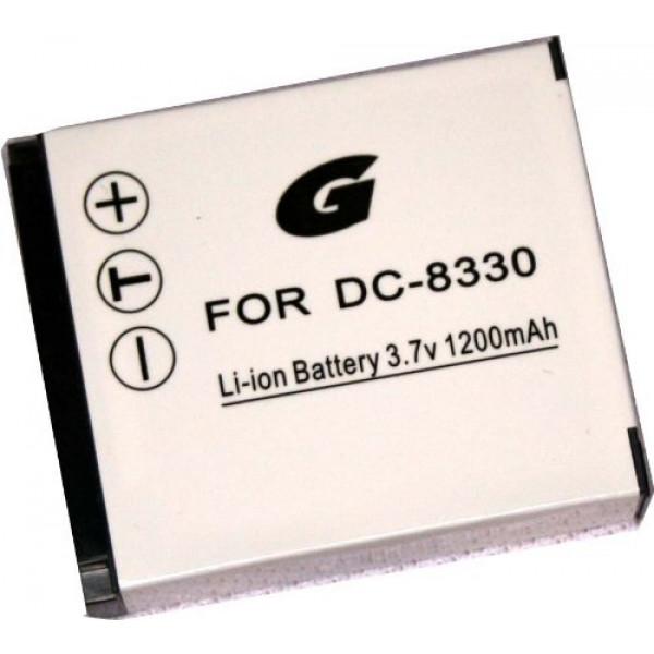 Bilora GPI 675 Li-Ion Akku für DC-8330 f.Voigtländer, Rollei, Minox, etc-31