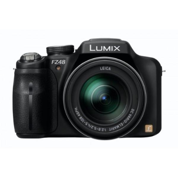 Panasonic Lumix DMC-FZ48EG-K Digitalkamera (12,1 Megapixel, 24-fach opt. Zoom, 7,5 cm (3 Zoll) Display, Bildstabilisator) schwarz-35