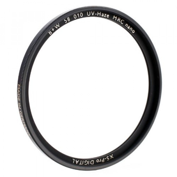 B+W 010 UV-Filter (UV-Sperrfilter) 82mm mit MRC nano Mehrfachvergütung und XS-Pro Slim-Fassung Made in Germany by Schneider Kreuznach-32