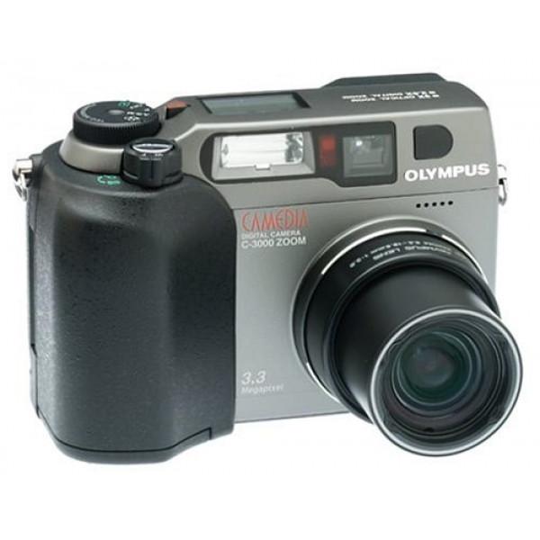 Olympus Camedia C-3000 Zoom Digitalkamera (3,3 Megapixel)-33