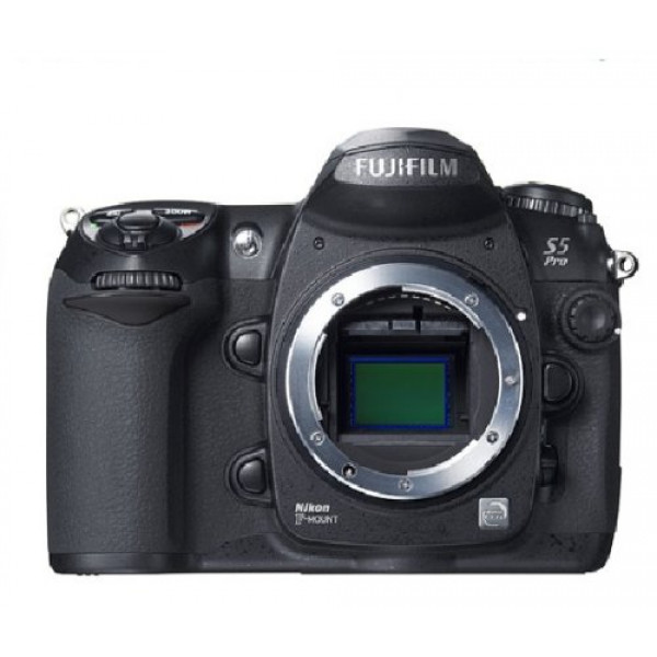 Fujifilm FinePix S5 Pro SLR-Digitalkamera (12 Megapixel) nur Gehäuse-31