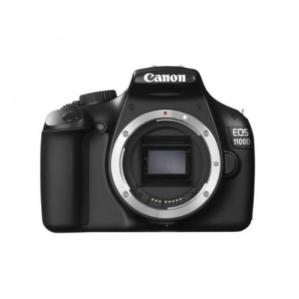 Canon EOS 1100D SLR-Digitalkamera (12 Megapixel, 6,9 cm (2,7 Zoll) Display, HD-Ready, Live-View) Gehäuse-36