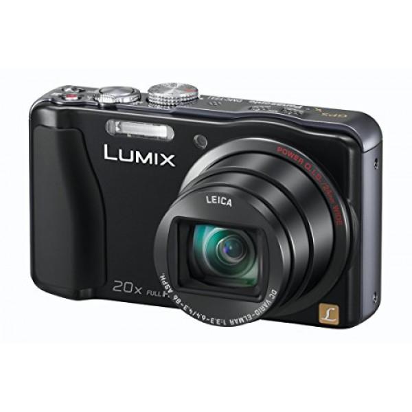 Panasonic DMC-TZ31EG-K Digitalkamera (14,1 Megapixel, 20-fach opt. Zoom, 7,5 cm (3 Zoll) Display, bildstabilisiert) schwarz-34