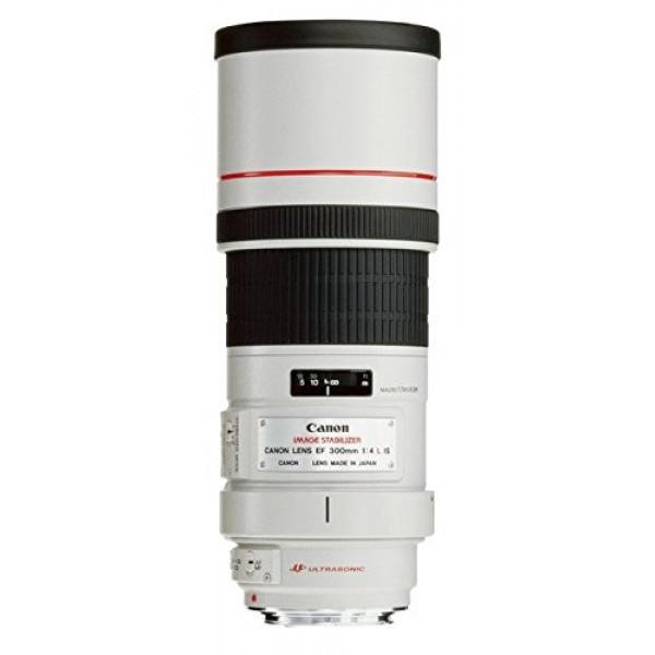 Canon EF 300mm 1:4,0 L IS USM Objektiv (77 mm Filtergewinde)-32
