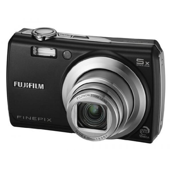 "FujiFilm FinePix F100fd Digitalkamera (12 Megapixel, 5-fach opt. Zoom, 2,7"" Display, Bildstabilisator) schwarz-34"