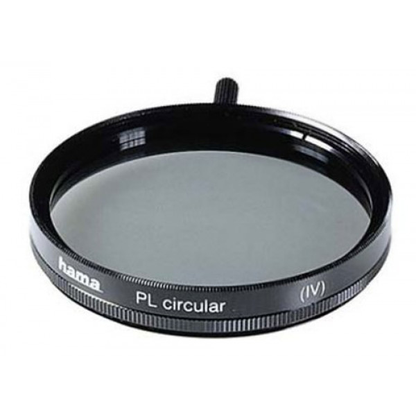 Hama Polarisations-Filter, 8-fach Vergütung, Für 62 mm Foto-Kameraobjektive, HTMC-31