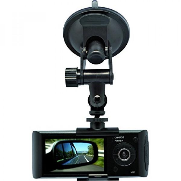 Manta MM334 DVR-Kfz Black Box Kamera (6,9 cm (2,7 Zoll) LCD-Display, SXGA, 6 LED, SD-kartenslot)-32