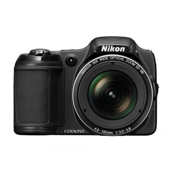 Nikon Coolpix L820 Digitalkamera (16 Megapixel, 30-fach opt. Zoom, 7,6 cm (2,7 Zoll) LCD-Monitor, Bildstabilisator) schwarz-38