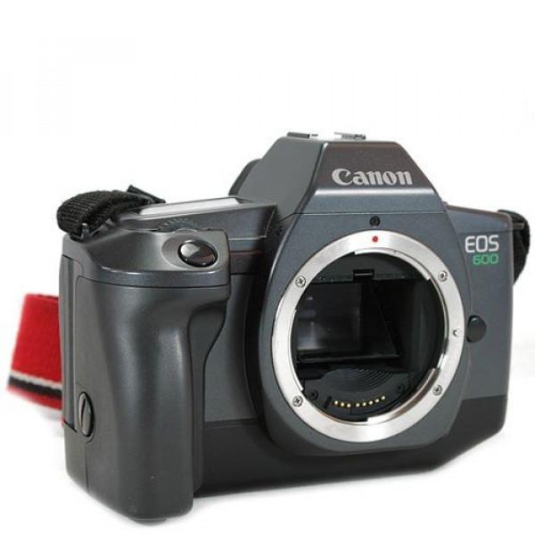 Canon EOS 600 Gehäuse Body EOS600 EOS-600 SLR-38