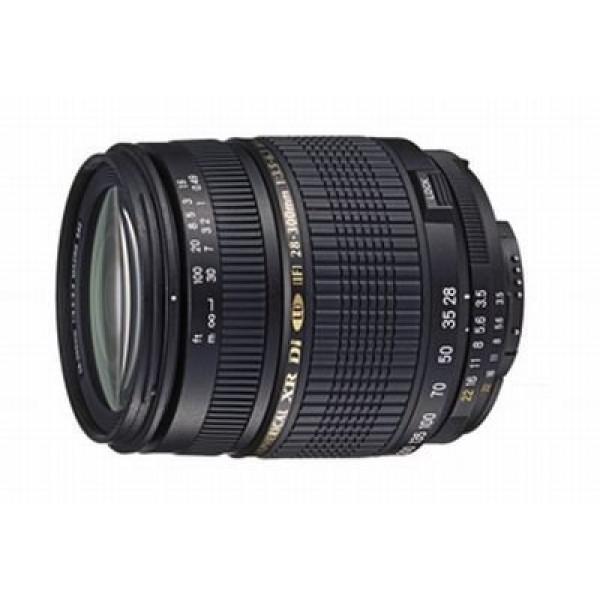 Tamron AF 28-300mm 3,5-6,3 XR Di LD ASL Macro digitales Objektiv für Nikon (nicht D40/x)-31