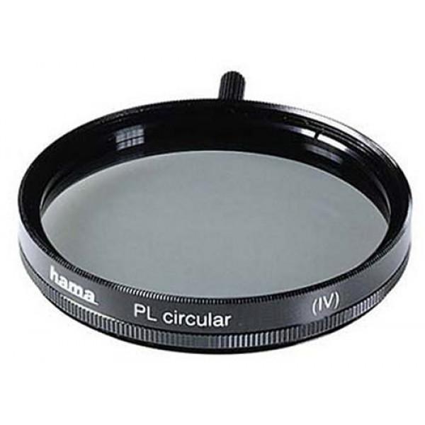 Hama Polarisations-Filter, 8-fach Vergütung, Für 86 mm Foto-Kameraobjektive, HTMC-31