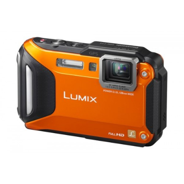 Panasonic DMC-FT5EG9-D Lumix Digitalkamera (7,5 cm (3 Zoll) LCD-Display MOS-Sensor, 16,1 Megapixel, 4,6-fach opt. Zoom, microHDMI, USB, bis 13m wasserdicht) orange-34