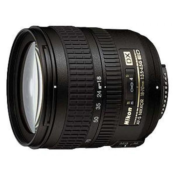 Nikon AF S DX 18-70/3,5-4,5G IF-ED Objektiv (67 mm Filtergewinde)-31