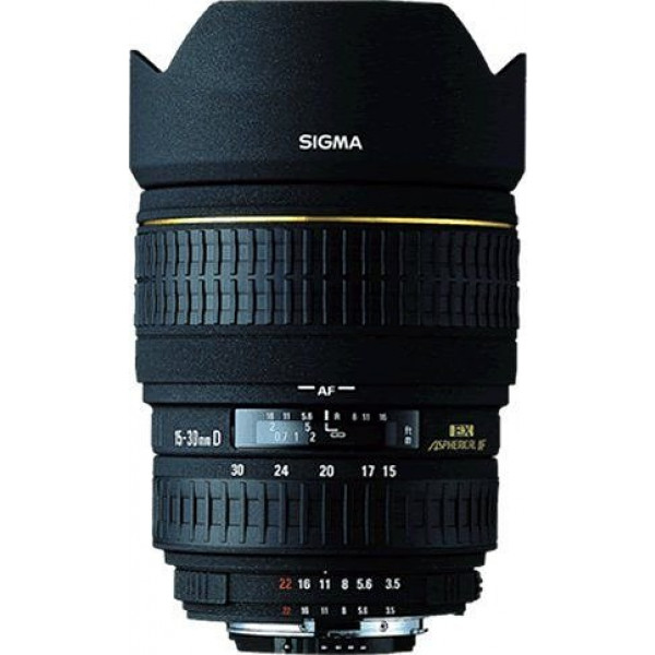 Sigma 15-30/3,5-4,5 Sigma-AF DG Aspherical DF-31