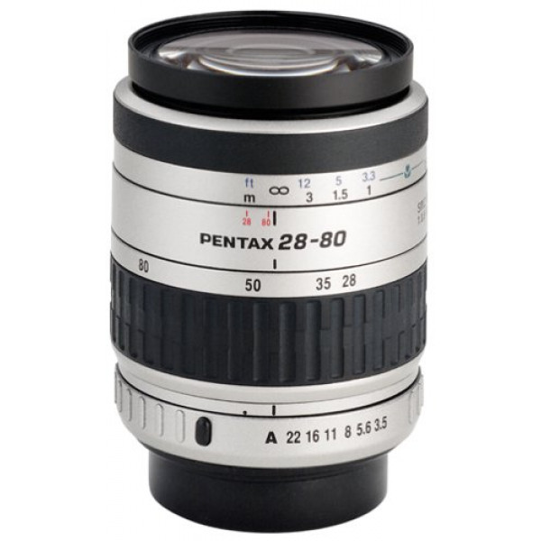 Pentax SMC-FA 28-80mm / f3,5-5,6 Objektiv (Vollformat Standard Zoom) für Pentax-31
