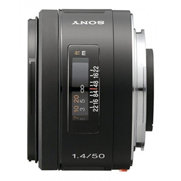 Sony SAL50F14, Standard-Premium-Objektiv (50 mm, F1,4, A-Mount Vollformat, geeignet für A99 Serie) schwarz-34