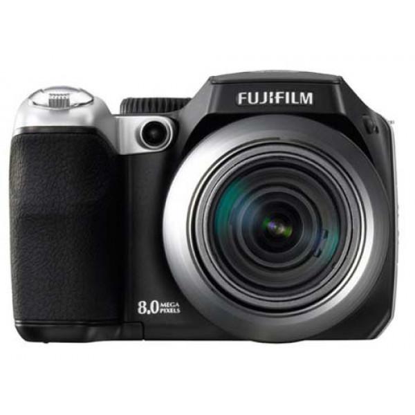 FujiFilm FinePix S8100fd Digitalkamera (10 Megapixel, 18-fach opt. Zoom, 6,4 cm (2,5 Zoll) Display, Bildstabilisator) schwarz-36