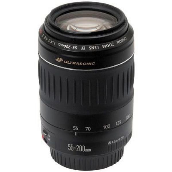 Canon EF 55-200mm/ 4,5-5,6/ II USM Objektiv-31