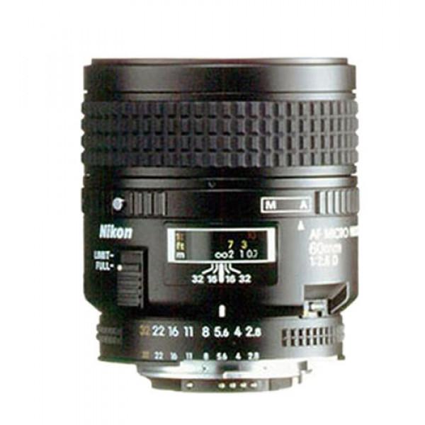 Nikon AF D 60/2,8 MIKRO NIKKOR Objektiv-31