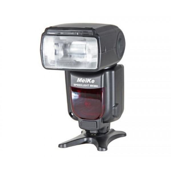 Khalia-Foto Meike Speedlite MK900 i-TTL Blitzgerät für Nikon DSLR Kameras-33
