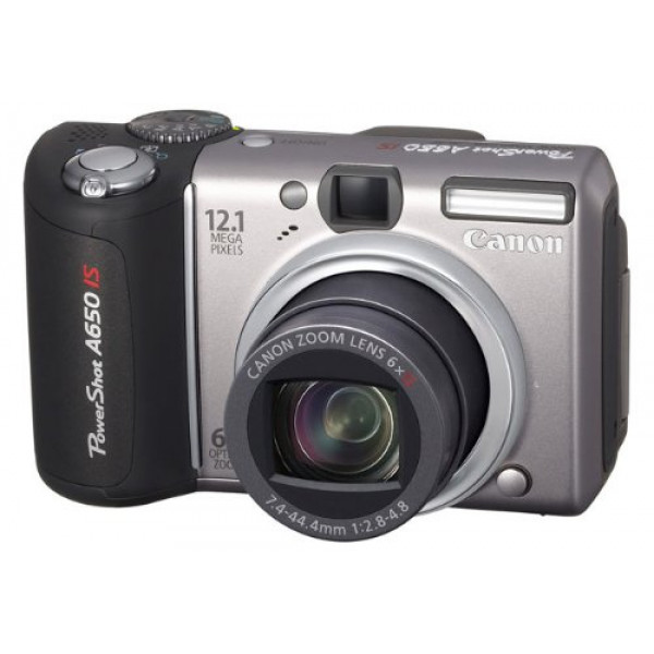 Canon Powershot A650 IS Digitalkamera (12,1 Megapixel, 6x optischer Zoom, dreh-und schwenkbares 2,5-Zoll Display)-36