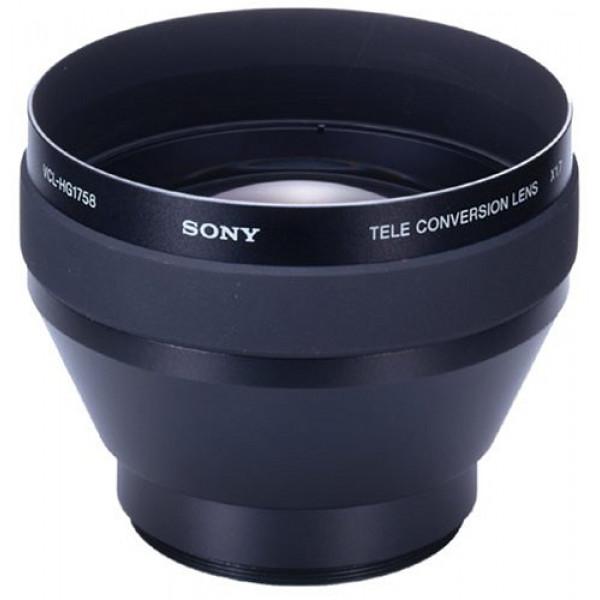 Sony VCL-HG1758 Tele-Vorsatz x1,4 für DCR-VX 2000 und DCR-VX2000-31