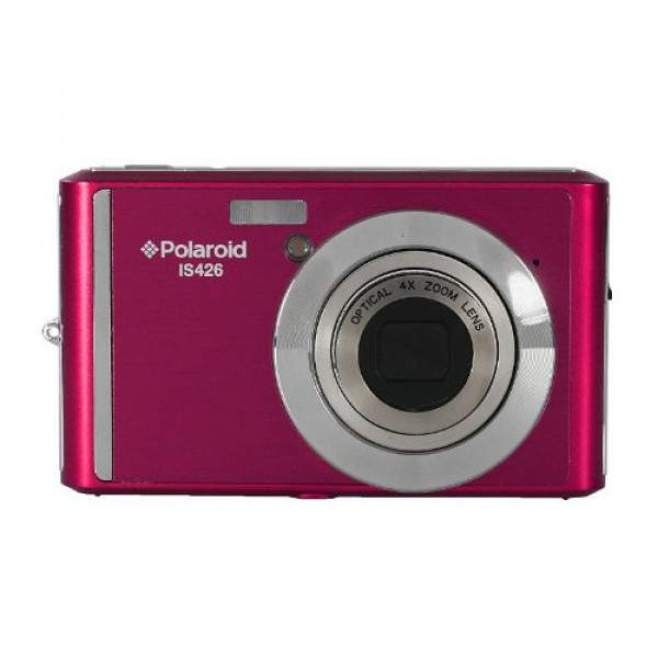 "Polaroid IS426 16 Megapixel Kompakt-Digitalkamera Rosa (16MP, 2.4 ""Screen, 4x optischer Zoom, Li-Ionen-Akku)-31"