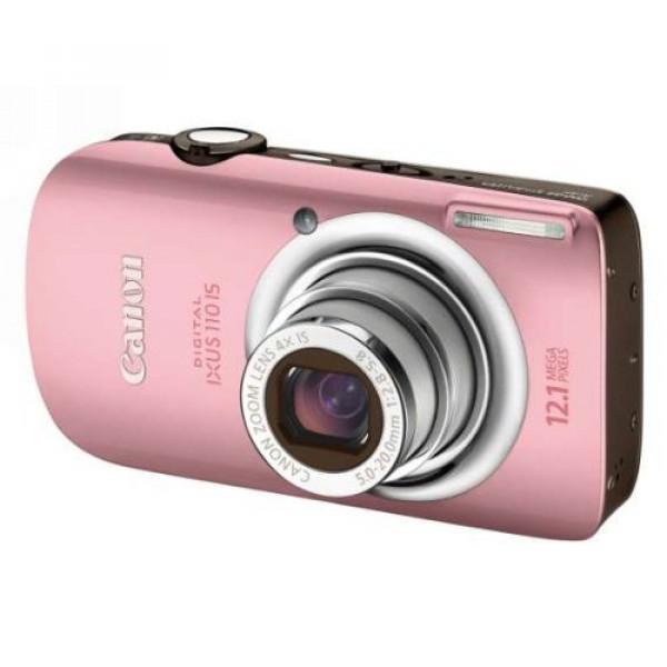 Canon Digital IXUS 110 IS Digitalkamera (12 Megapixel, 4-fach Wide-Zoom, 6,9cm (2,8 Zoll) Display, HDMI, Active Display) pink-37